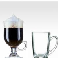 HOT DRINKS - GLASSWARE