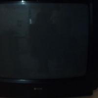 Small colour tv