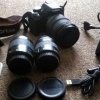 Canon EOS 500D camera bundle
