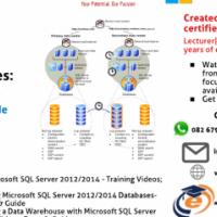 MCSA | MCSE SQL Server 2014 Training Materials