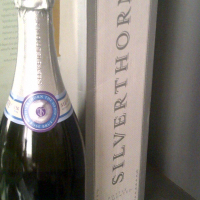 Signed Silverthorn The Genie Fermented Rose Brut