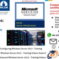 MCSA | MCSE Training Materials