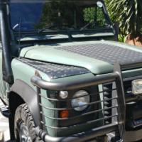1999 Land Rover Defender 110