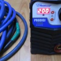 Tradeweld Digi 2000 200Amp Mini Invertor Welder