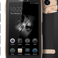 Blackview BV7000 Pro Android Phone - 4G, Dual-IMEI, Octa-Core CPU, 4GB RAM, Android 6.0, IP68 (Gold)