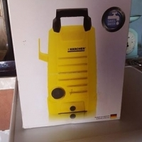 Karcher high pressure washer