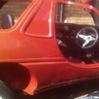 kango original t top sports car redone