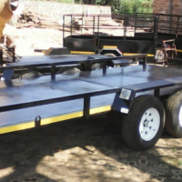 Car Trailers on sale