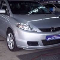 2007 MAZDA 5 2.0 ACTIVE FOR ONLY R2850 P/M t's & c's apply