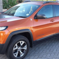 2014 Jeep Cherokee Trail
