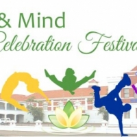 Body and Mind Celebration Festival 30 September – 01 October!