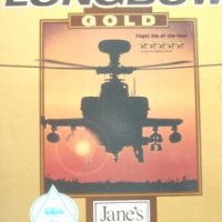 Longbow Gold Helicopter Flight Simulator for sale
