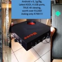 2017 Model Q1 TV Box