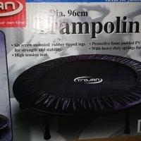 Trojan Exercise Trampolines for sale