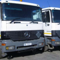 Other Mercedes Benz Actros 3340