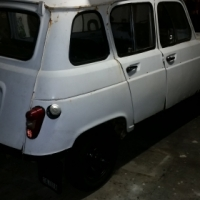 Wanted Renault 4 engine and/or complete with body - any condition