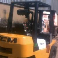2.5 ton TCM petrol forklift
