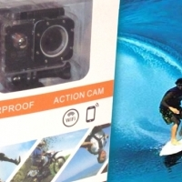 HDPro Action Cameras - Full HD and wifi enabled
