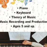 Piano and keyboard Teacher Alberton