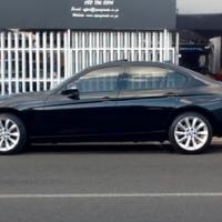 2012 BMW 320D Modern Line F30 Automatic