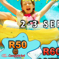 WaterPark @ weekendMarketJHB