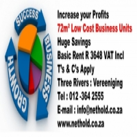 Limited Time Offer Business Space