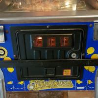 Cash paid for Pinball Machines