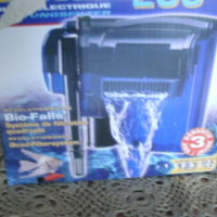 Cascade 200 filter for fish tank for sale