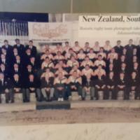 1992 Rugby Tour Portrait