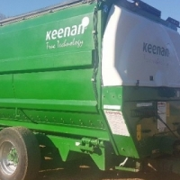 Keenan 340 - 16 cube feed mixer EXCELLENT CONDITION