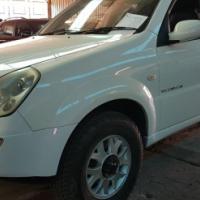 Ssangyong Rexton  - 2.7xdi 4x4 2006 x 2