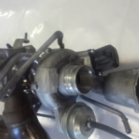 CGI C180 W204 Turbo Charger For Sale
