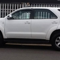 2006 Toyota Fortuner 4.0 V6 4x4 Automatic