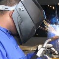 Arch-Welding Training At Linem Centre in Mpumalange