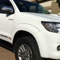 2015 Toyota Hilux Legend 45 4x2 Manual