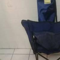 2 × bush baby camping chairs