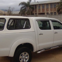 2.7 Toyota Hiluxe 2008 model