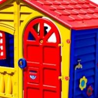 PalPlay House of Fun Children Ages 2 to 8 years.Indoor/Outdoor