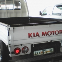 2015 Kia K2700 works horse. with 105000 km,s, Extended warranty to 150 000 km,s agents. 0712867356.
