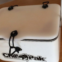 Chill-Pak fishing cooler box