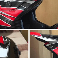 Off Road Vega Helmets