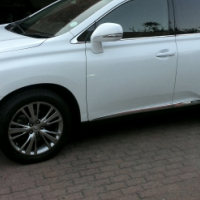 2010 lexus RX 450h in very good condition for sale