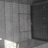 Bird/small animal cage.