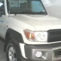 2010 Toyota Land Cruiser V6 Petrol