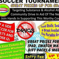 Impuphu soccer tournament