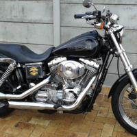 Harley Davidson 1450cc Dyna