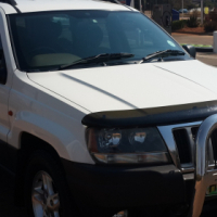 2004 Jeep Grand Cherokee 4.7 V8  to swop for a bmw 1200 GT motorbike or for sale. make an offer