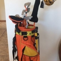 Little Tiger Golf Clubs