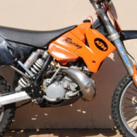 KTM 200 EXC - Offers Welcome