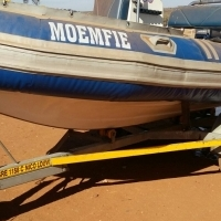 Deep see boat to swap for bakkie